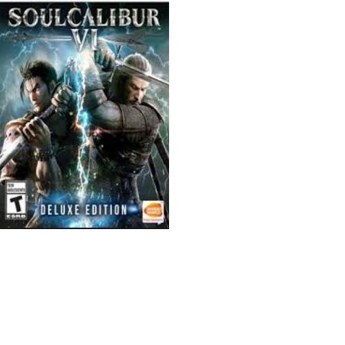 Soulcalibur Vi Deluxe Edition-pc-dvd(midia Fisica)