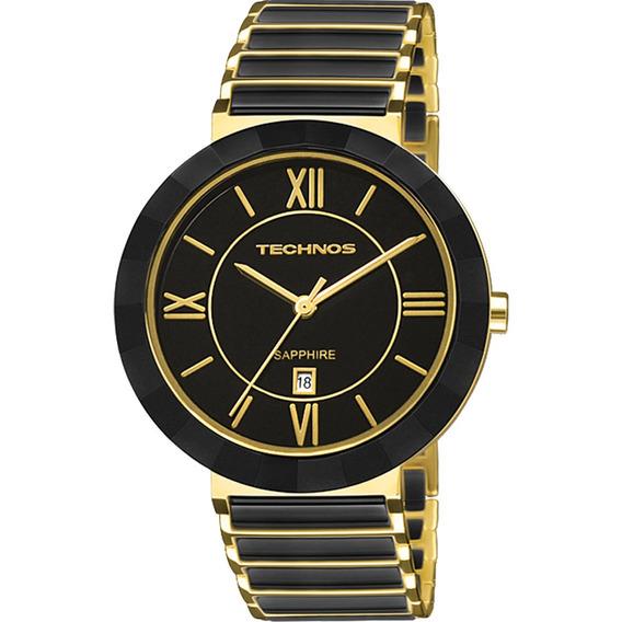 Relógio Technos Feminino Sapphire 2015ce/4p