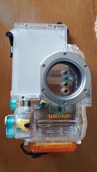 Caixa Estanque Canon Wp Dc700