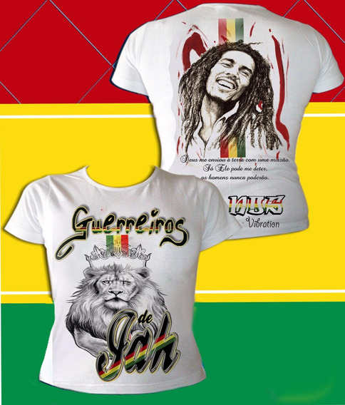Blusas Guerreiros De Jah