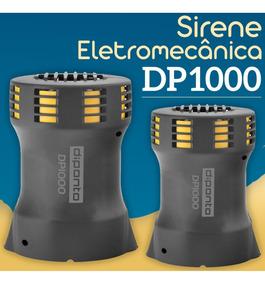 2 Sirenes Rotativa Escola Industria Eletromecânica 1000m