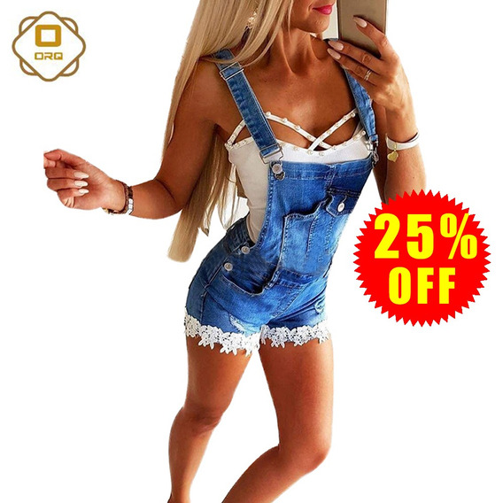 3ff2e03bea3a Jumpsuit Mono Mezclilla - Ropa, Bolsas y Calzado en Mercado Libre México