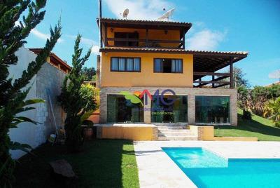 Chácara Residencial À Venda, Vale Do Atibaia Ii, Atibaia/piracaia. - Ch0060