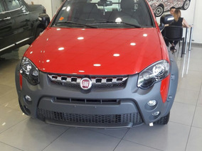 Fiat Strada 1.6 Adventure Anticipo 29.000 Entrega Inmediata!