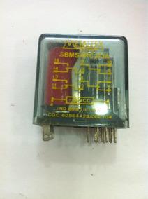 Rele Sbms4rc3/3a. 24vcc. 14pinos. Metaltex Cx Ac55