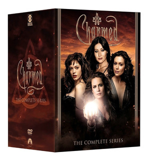 Charmed Hechiceras Serie Completa 1-8 Boxset Dvd [ Dhl ] Msi