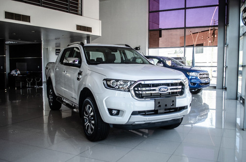 Ford Ranger Limited At 4x4 Cd 3.2l 0km