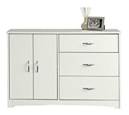 Mueble Cajonera Color Blanco 422801