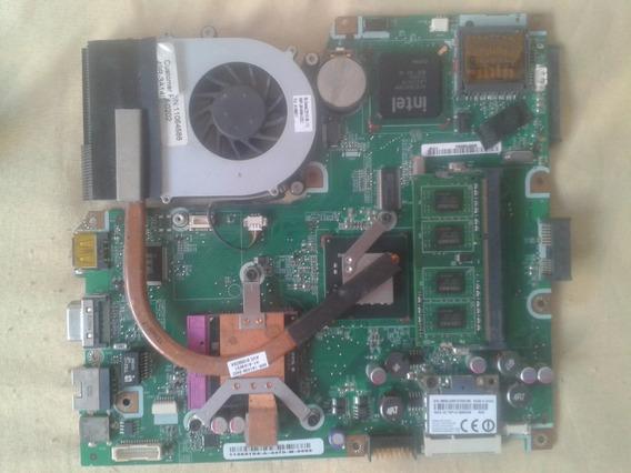 Placa Mãe Positivo Unique N4200 Sim Neopc 750 Com Defeito