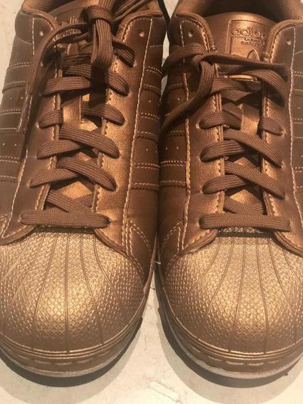 Zapatillas adidas Superstar Talle Us 10 C/nuevas Regalo!!!!!