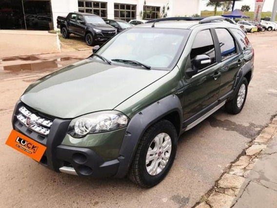 Fiat Palio Weekend Adventure Dualogic 1.8 16v Flex