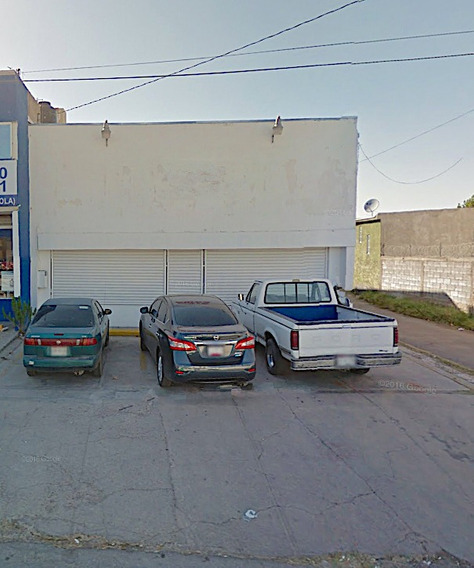 Renta Local Bodega Ave. Francisco Villa $18,500