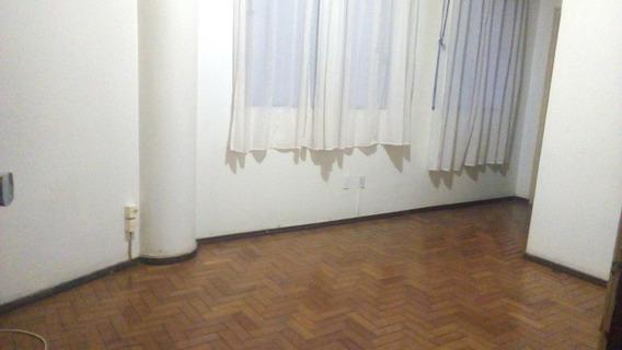 Apartamento Com 1 Quartos Para Comprar No Centro Em Belo Horizonte/mg - 1910