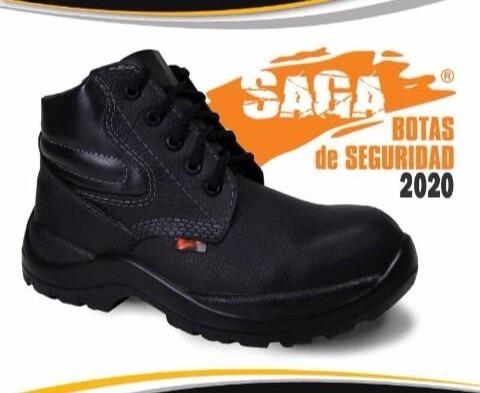 Botas De Seguridad Marca Saga Modelo 2020 Tallas De 38 A 45