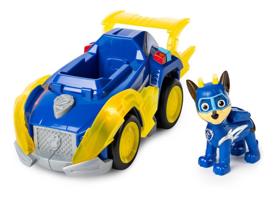 Paw Patrol Mighty Pups Chase 30green