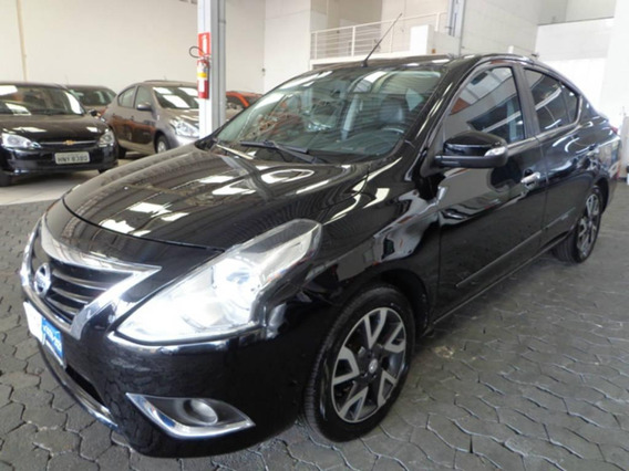 Nissan Versa 1.6 Flexstart Unique 4p Xtronic 16v 4p