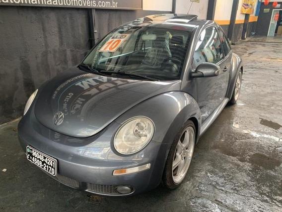 Volkswagen New Beetle 2.0 Aut. Teto Solar Completo