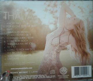 Thalía Amore Mio Cd