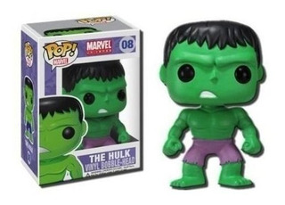 Funko Pop Marvel 08 Hulk Pata