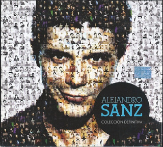 Alejandro Sanz - Coleccion Definitiva 2 Cd + Dvd Impecable