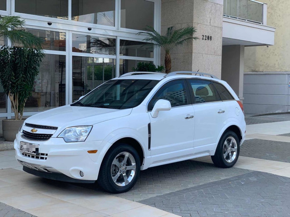Chevrolet Captiva 3.0 Sport Awd 5p 2011 Blindado Nivel 3a