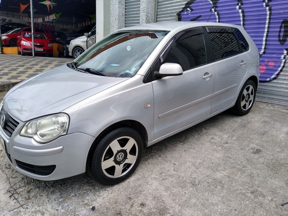 Volkswagen Polo 1.6 Total Flex 5p 2008