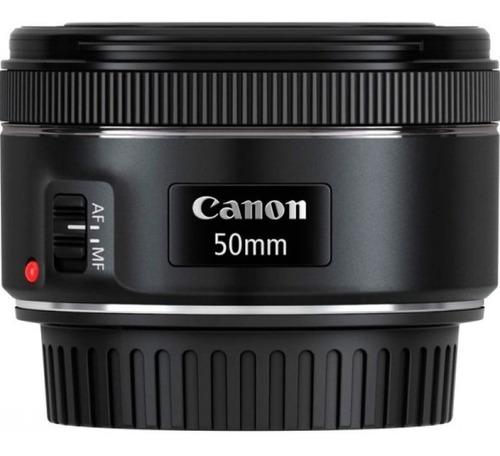 Imagem 1 de 3 de Lente Canon Ef 50mm F/1.8 Stm