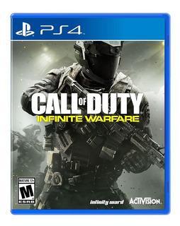 Ps4 Call Of Duty: Infinite Warfare Original Nuevo Sellado