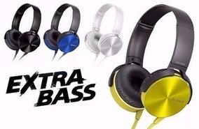 Fone De Ouvido Sony Mdr- Xb450ap Extra Bass