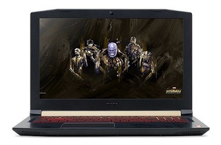 Laptop Acer Nitro 5 An515-52-75j9 15.6 I7-8750h 8gb 2tb W10h