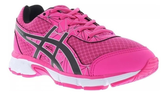 Zapatilla Asics Nena Gel Light Play 4 A Gs Rosa Cli