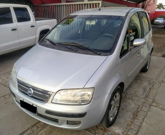 Fiat Idea 1,8 Hlx Año 2006