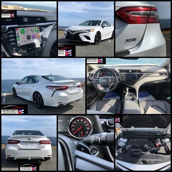 Toyota Camry Xse Americano