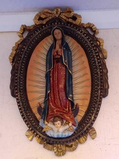 Figura Decorativa La Virgen De Guadalupe Marca Home Interior