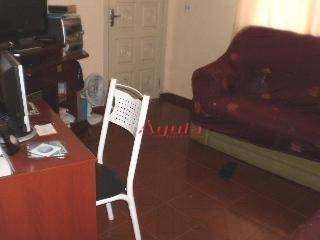 Casa Residencial À Venda, Vila Alto De Santo André, Santo André - Ca0123. - Ca0123