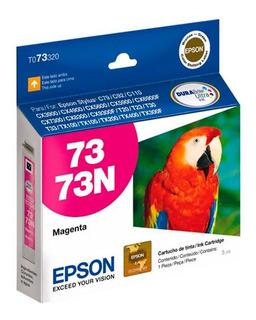 Cartucho Original Epson 73n Magenta