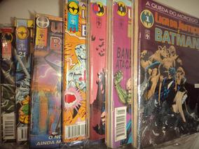 Liga Da Justica E Batman 1 A 26 Editora Abril Frete Gratis