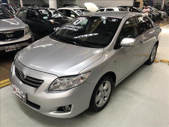 Toyota Corolla 1.8 Xei Flex Automático
