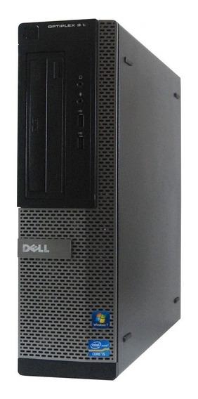 Cpu Dell Optplex 390core I3 8gb Hd 500 #maisbarato