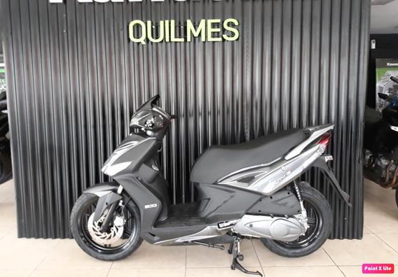 Scooter Kymco Agility 200i 0km 2020 No Honda Pcx Yamaha Nmx