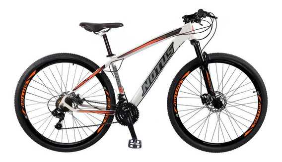 Bicicleta Notus Furios 29 Freio Disco 21v Shimano Yamada
