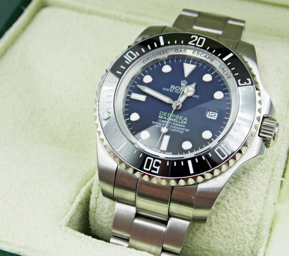 Perpetual Relojes Mercado Rolex En Oyster Libre México Reloj Deepsea b7yf6g