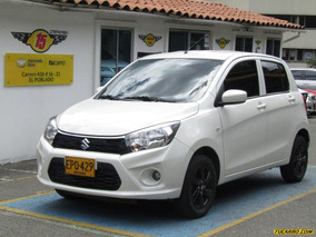 Suzuki Celerio Hg Mt 1000