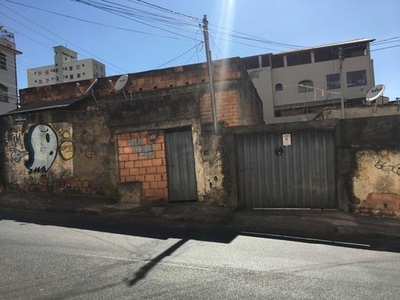 Lote Para Comprar No Sagrada Família Em Belo Horizonte/mg - 2638