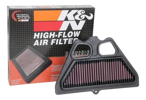 Filtro De Ar Inbox K&n Kawasaki Z900 De 2018+ Ka-9017