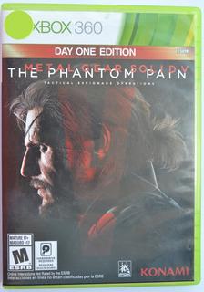 Metal Gear Solid V The Phantom Pain Xbox 360 Play Magic