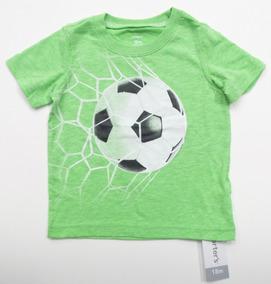 Camiseta Infantil Carters 18meses Original Importada