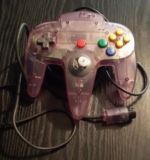 Control Para Nintendo 64 Morado Original