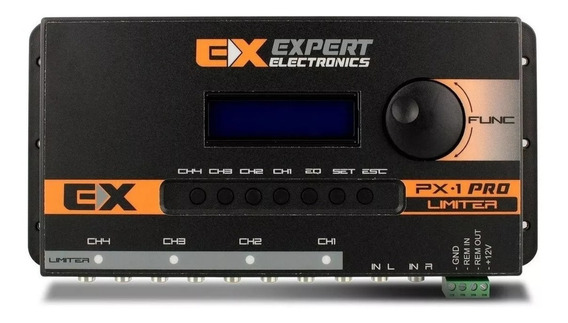 Processador Expert Px1 Pro Limiter - Px1