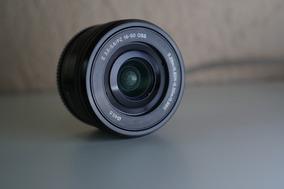 Lente Sony 16-50mm F/3.5-5.6 Oss